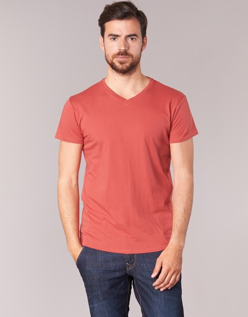 Abbigliamento Uomo T-shirt maniche corte BOTD ECALORA Rosso