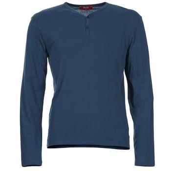 Abbigliamento Uomo T-shirts a maniche lunghe BOTD ETUNAMA Marine