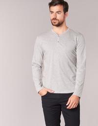 Abbigliamento Uomo T-shirts a maniche lunghe BOTD ETUNAMA Grigio