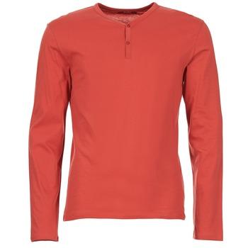 Abbigliamento Uomo T-shirts a maniche lunghe BOTD ETUNAMA Rosso