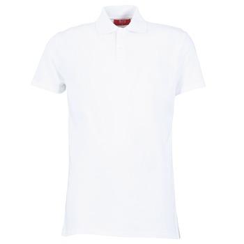 Abbigliamento Uomo Polo maniche corte BOTD EPOLARO Bianco