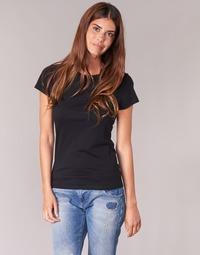 Abbigliamento Donna T-shirt maniche corte BOTD EQUATILA Nero