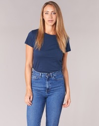 Abbigliamento Donna T-shirt maniche corte BOTD EQUATILA Marine