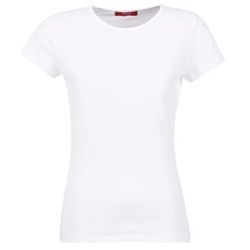 Abbigliamento Donna T-shirt maniche corte BOTD EQUATILA Bianco