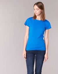 Abbigliamento Donna T-shirt maniche corte BOTD EQUATILA Blu