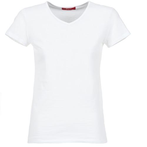 Abbigliamento Donna T-shirt maniche corte BOTD EFLOMU Bianco