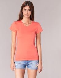 Abbigliamento Donna T-shirt maniche corte BOTD EFLOMU Arancio