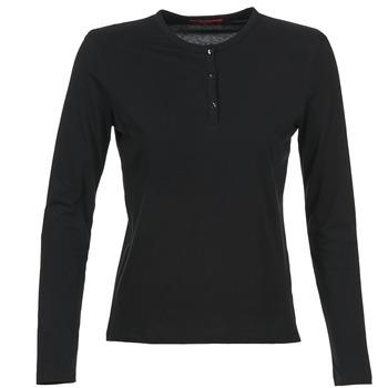 Abbigliamento Donna T-shirts a maniche lunghe BOTD EBISCOL Nero
