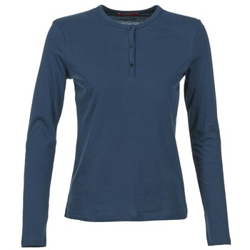Abbigliamento Donna T-shirts a maniche lunghe BOTD EBISCOL MARINE