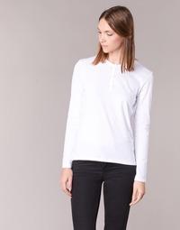 Abbigliamento Donna T-shirts a maniche lunghe BOTD EBISCOL Bianco