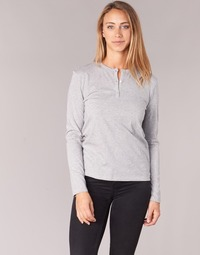 Abbigliamento Donna T-shirts a maniche lunghe BOTD EBISCOL Grigio