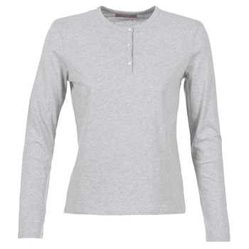 Abbigliamento Donna T-shirts a maniche lunghe BOTD EBISCOL Grigio / Chiné