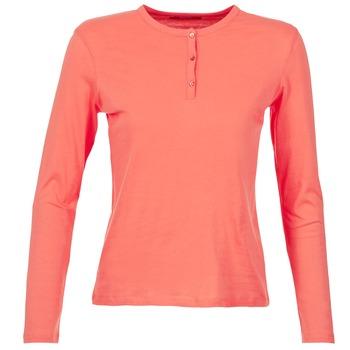Abbigliamento Donna T-shirts a maniche lunghe BOTD EBISCOL Corail