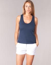 Abbigliamento Donna Top / T-shirt senza maniche BOTD EDEBALA Marine