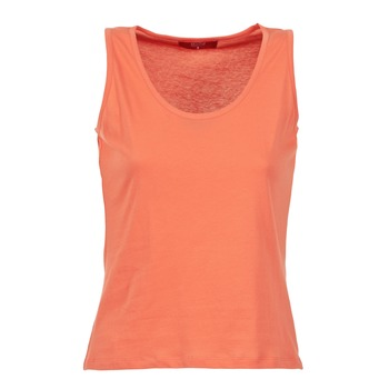 Abbigliamento Donna Top / T-shirt senza maniche BOTD EDEBALA Arancio