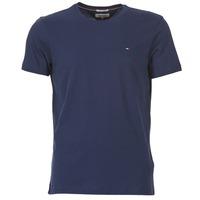 Abbigliamento Uomo T-shirt maniche corte Tommy Jeans OFLEKI Marine