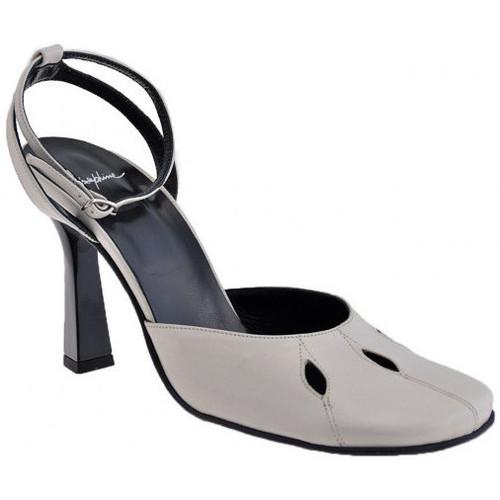 Josephine Fibbia Tacco 100 Decolté bianco - Scarpe Décolleté Donna 44,90