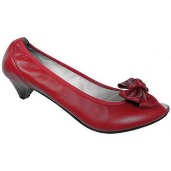 Scarpe Donna Décolleté Keys FioccoT.20Decolté rosso