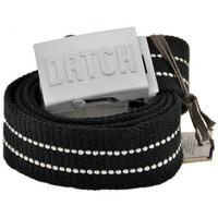 Accessori Uomo Cinture Datch Bicolor Regolabile Cinte nero