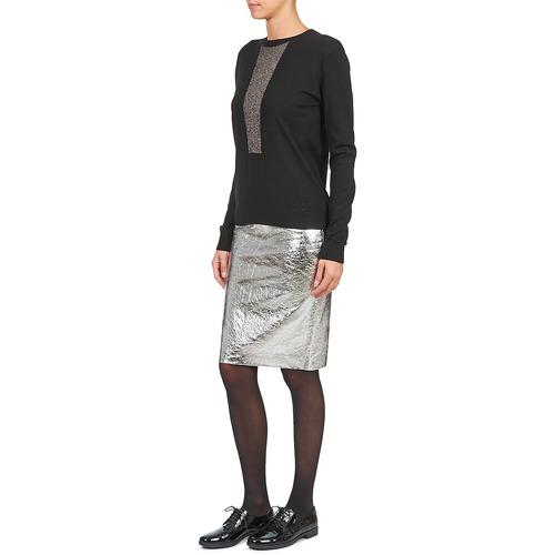 Abbigliamento Nancy 8000 Retro Gratuita Donna Maglioni American Nero Consegna 2I9WEDH