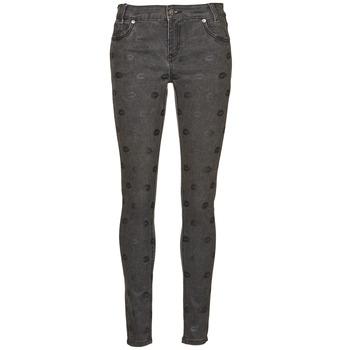 Abbigliamento Donna Jeans slim American Retro HELENA Grigio