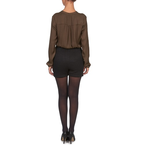 6000 Retro S Nero Donna ShortsBermuda American Gratuita Abbigliamento Joseph Consegna HID2E9