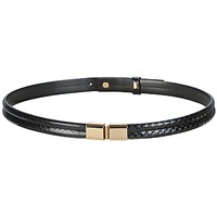 Accessori Donna Cinture Hugo Boss Black ADALINE Nero