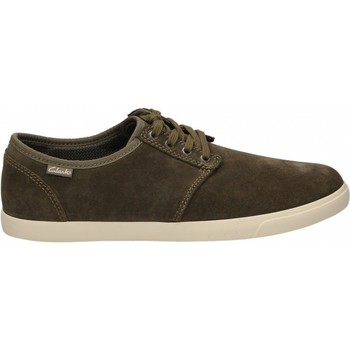 Scarpe Uomo Sneakers basse Clarks TORBAY LACE MISSING_COLOR
