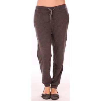 Abbigliamento Donna Pantaloni da tuta Charlie Joe Jogging Thoga Grigio