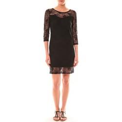 Abbigliamento Donna Abiti corti La Vitrine De La Mode Robe 158 By La Vitrine Noire Nero