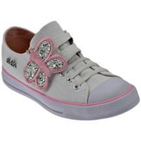 Scarpe Bambina Sneakers basse Lulu Butterfly Sportive basse bianco
