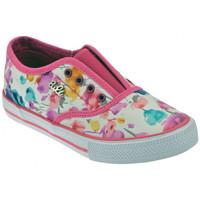 Scarpe Bambina Sneakers basse Lulu Gang Sportive basse multicolore