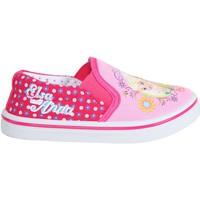 Scarpe Bambina Slip on Disney S15460H Rosa