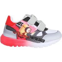 Scarpe Unisex bambino Sneakers basse Minions S15942H Gris
