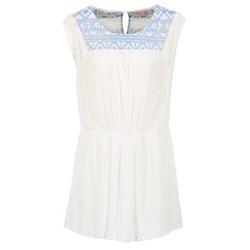 Abbigliamento Donna Abiti corti Moony Mood EBENE Bianco