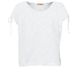 Abbigliamento Donna Top / Blusa Moony Mood EDDA Ecru