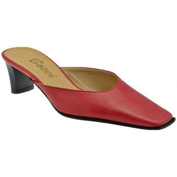 Scarpe Donna Zoccoli Bocci 1926 2067T.40Sabot rosso