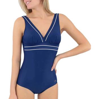 Abbigliamento Donna Costume intero Janine Robin 991278-18 Blu