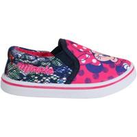 Scarpe Bambina Slip on Disney S15312H Rojo
