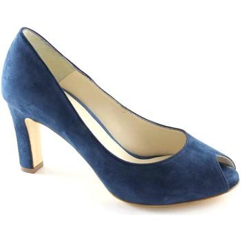 Scarpe Mal㹠 MALU' 9000-A denim scarpe donna decolletè spuntato