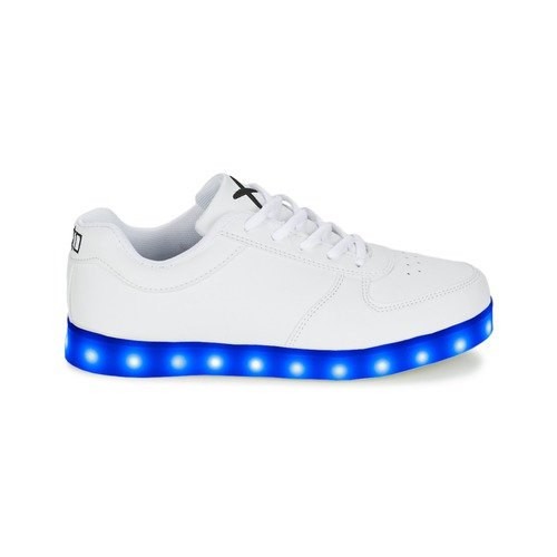 The Wizeamp; Ope Gratuita Bianco 7950 Light Scarpe Consegna Sneakers Basse F13KlJTc