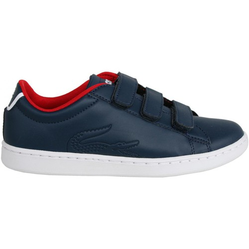 Scarpe Unisex bambino Sneakers basse Lacoste 31SPI0002 CARNABY EVO Azul
