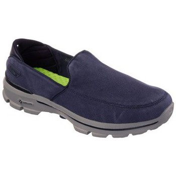 Scarpe Skechers  GO WALK 3 UNWIND - 53984 NAVY GRAY