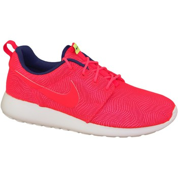 Scarpe Donna Sneakers Nike Roshe One Moire Wmns Rouge