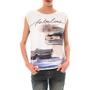 Abbigliamento Donna T-shirt maniche corte Little Marcel Tee shirt Timoti Noir Nero