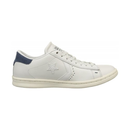 converse pro leather uomo bianche