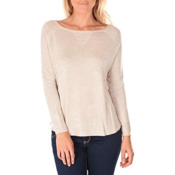 Abbigliamento Donna Maglioni Tom Tailor Top Boxy Knit Jumper Perle Beige