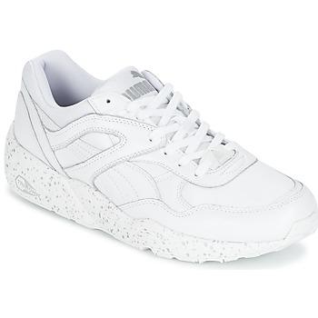 Scarpe Uomo Sneakers basse Puma R698 SPECKLE Bianco / Argento