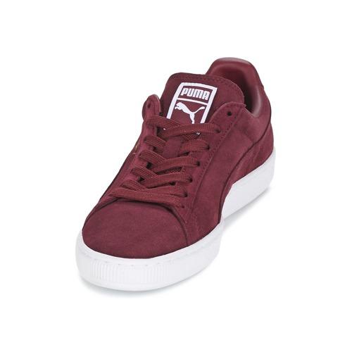 5600 Scarpe Basse Consegna Suede ClassicBordeaux Sneakers Uomo Gratuita Puma sxhrdBtQC
