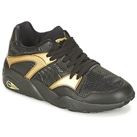 Scarpe Donna Sneakers basse Puma BLAZE GOLD WN'S Nero / Oro